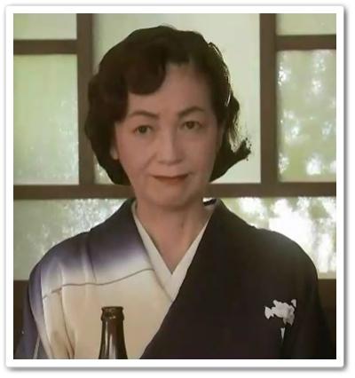 長谷部汀(藤真利子)「花子とアン」