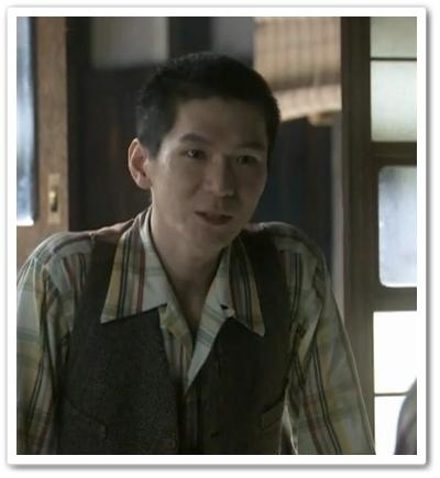 益田旭(金井勇太)「花子とアン」