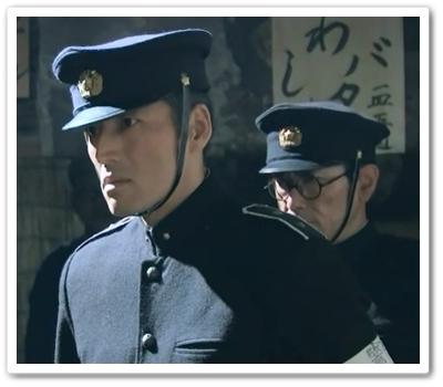 警官(岩田知幸)「花子とアン」