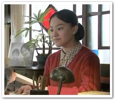 村岡美里(金井美樹)「花子とアン」