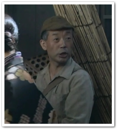 闇市の客(神戸浩)「花子とアン」