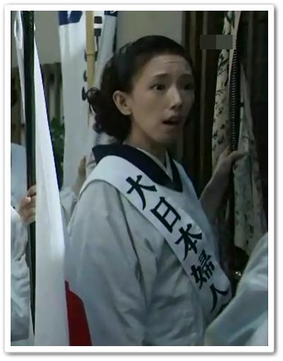 婦人会メンバー(小谷早弥花)「花子とアン」