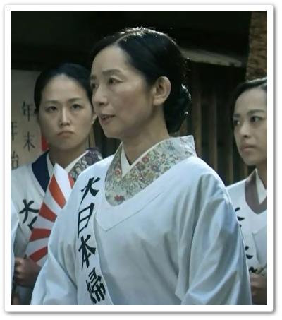 婦人会リーダー(大沼百合子)「花子とアン」