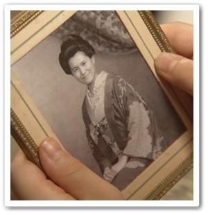 幸子の母(上嶋彩記子)「マッサン」