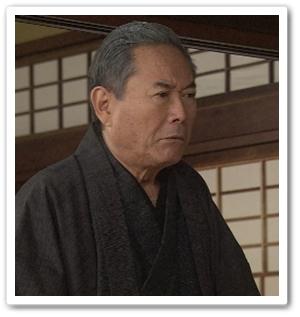 亀山政志(前田吟)「マッサン」