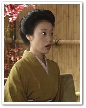 若女将(西村亜矢子)「マッサン」