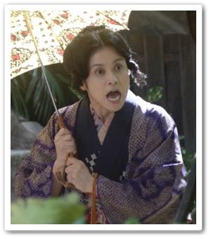キャサリン・種子(濱田マリ)「マッサン」