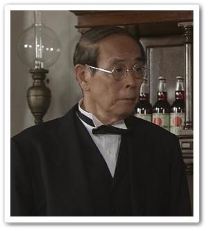 黒沢(志賀廣太郎)「マッサン」