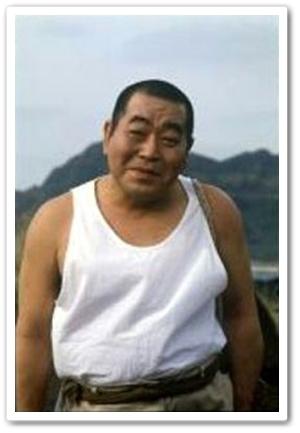 山下清(芦屋雁之助)「裸の大将」