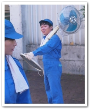 引越し屋(ツィンテル倉沢学)「まれ」
